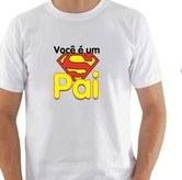 camiseta em poliester