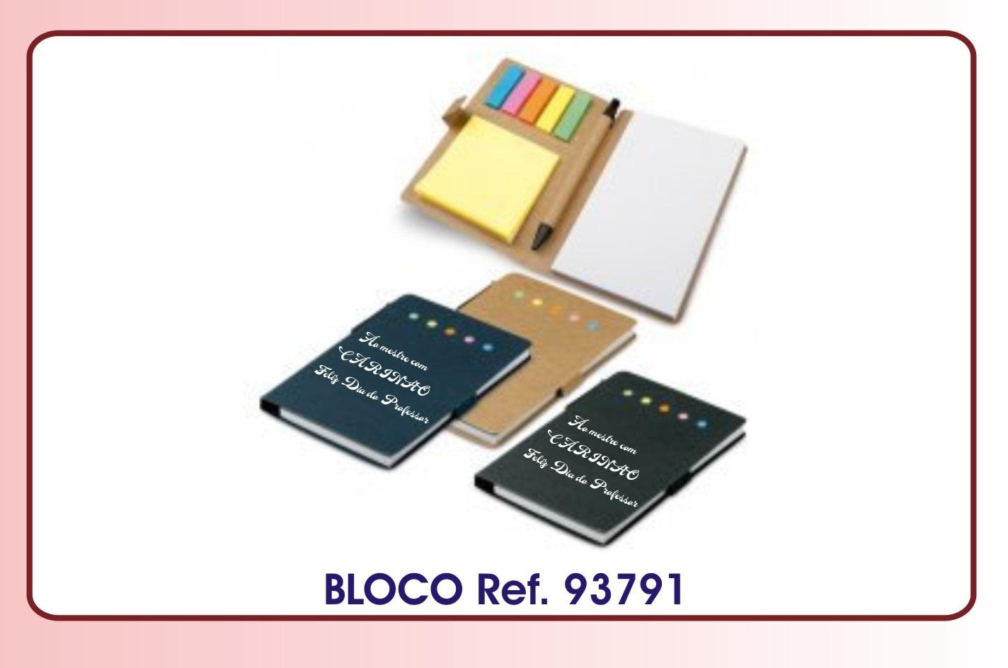 REF.93791-BLOCO DE ANOTAÇÕES