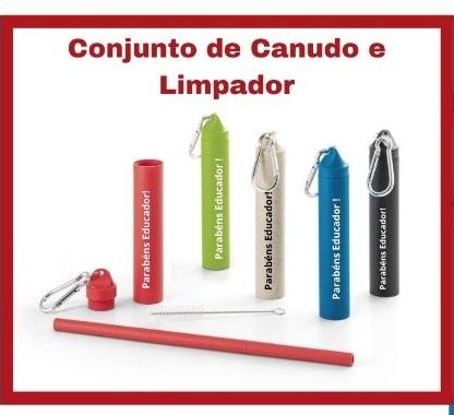KIT CANUDO E LIMPADOR